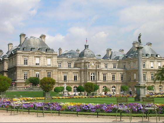 Saint germain 6th aime paris for Cafe jardin du luxembourg